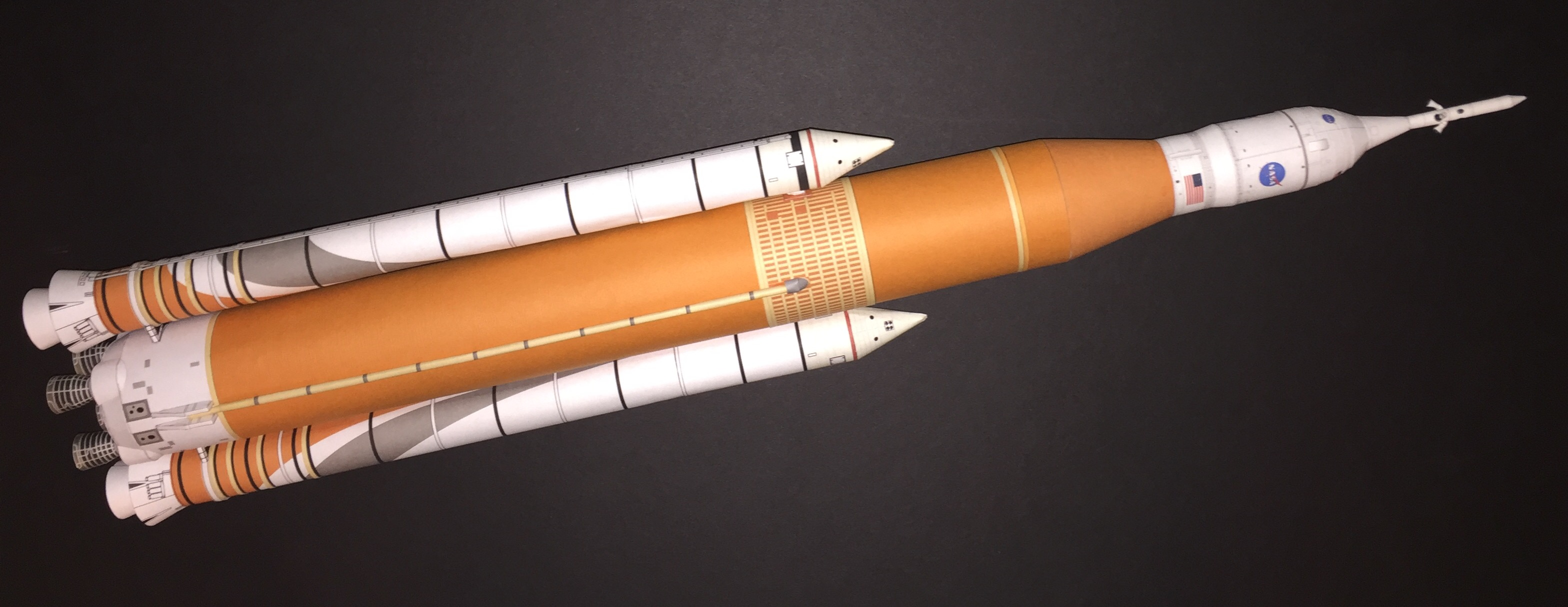 AXM Paper Space Scale Models.com - Space Shuttles, ISS and ...