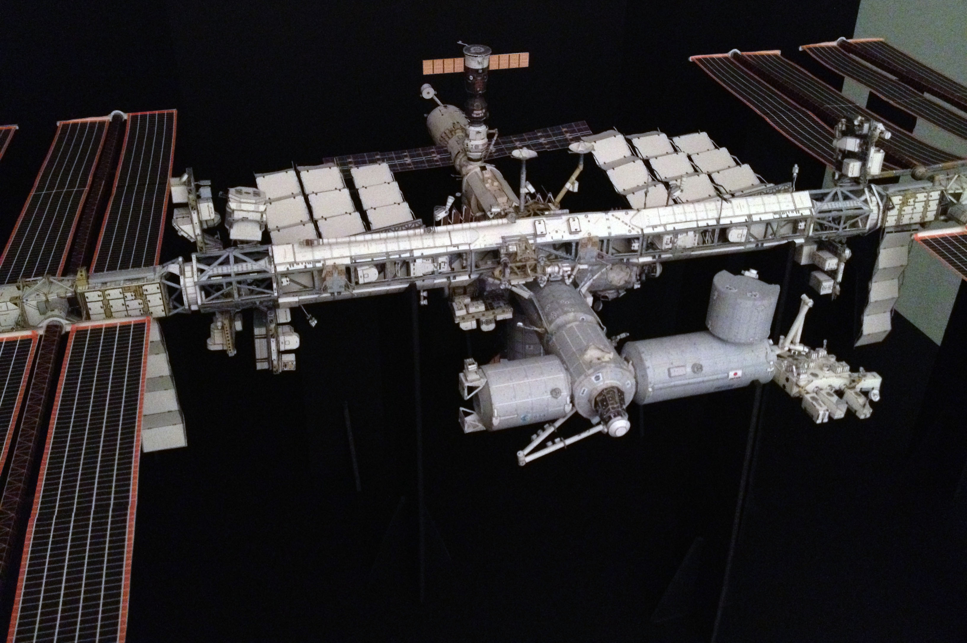 602 Words Essay on The International Space Station (ISS)